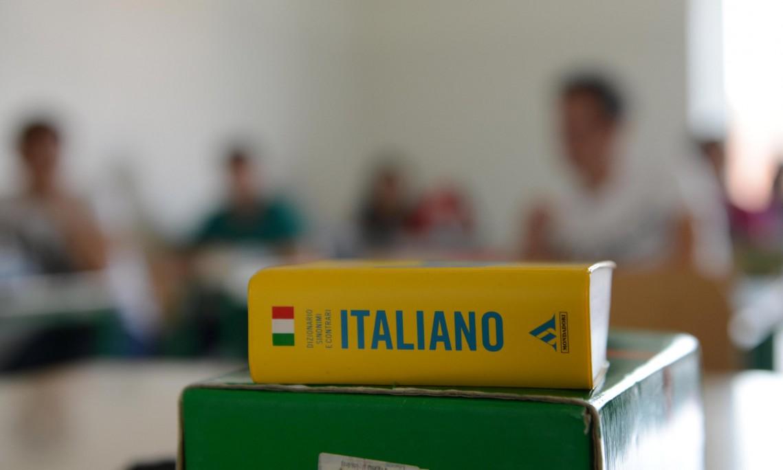 examen de diplôme intermédiaire de langue italienne